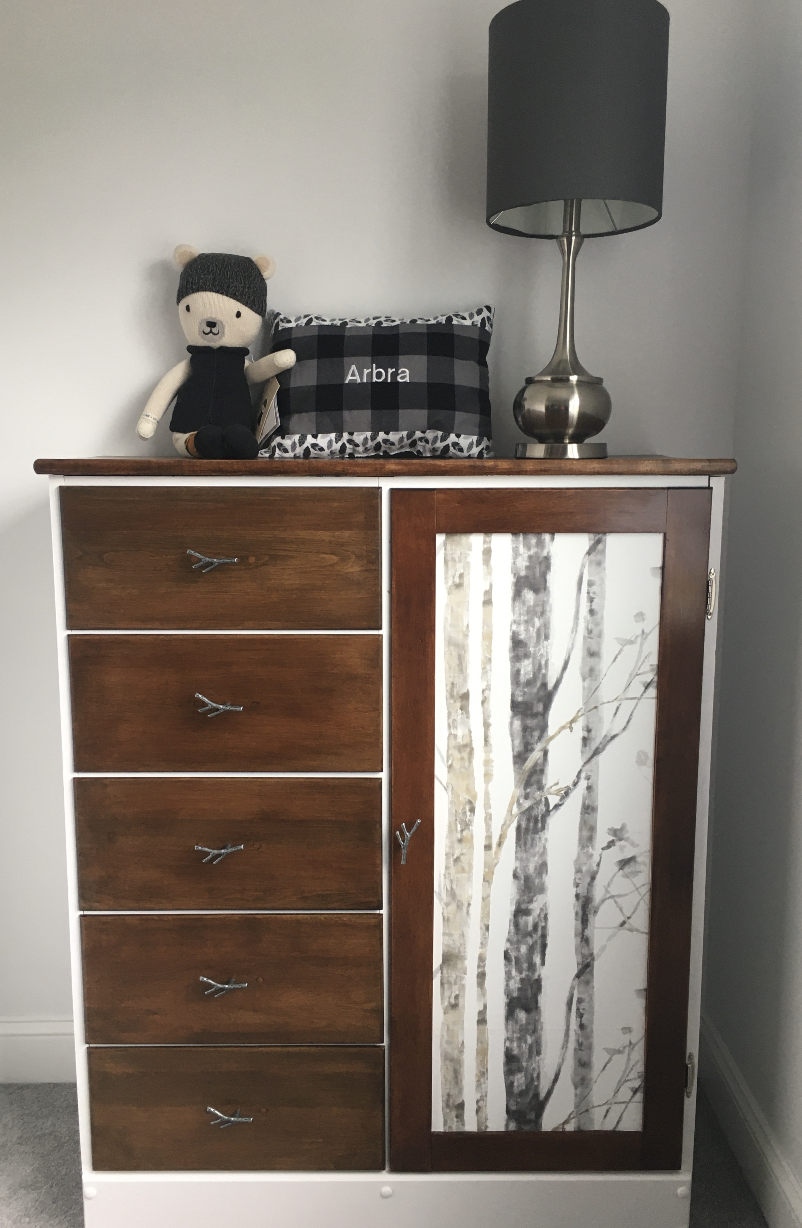 Full Dresser View