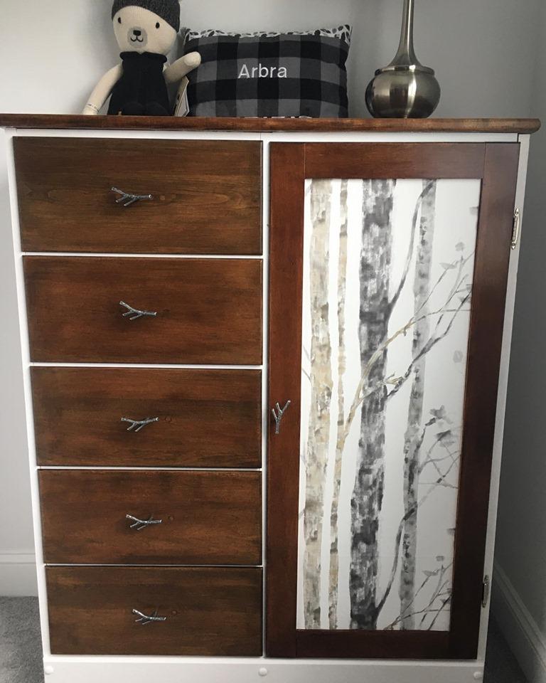 Woodland Dresser