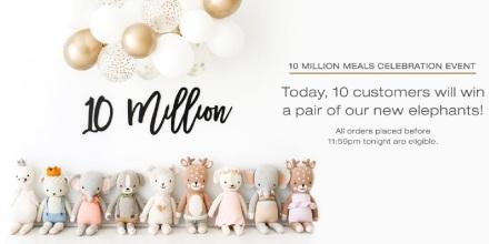 10 Million Celebration